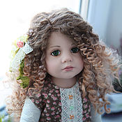 Куклы и игрушки ручной работы. Ярмарка Мастеров - ручная работа Эмили. OOAK куклы Gotz. Handmade.