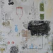 Картины и панно ручной работы. Ярмарка Мастеров - ручная работа Семь ключей. Handmade.