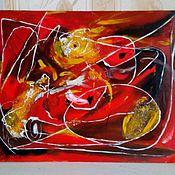 Картины и панно ручной работы. Ярмарка Мастеров - ручная работа Потерянное сознание. Handmade.