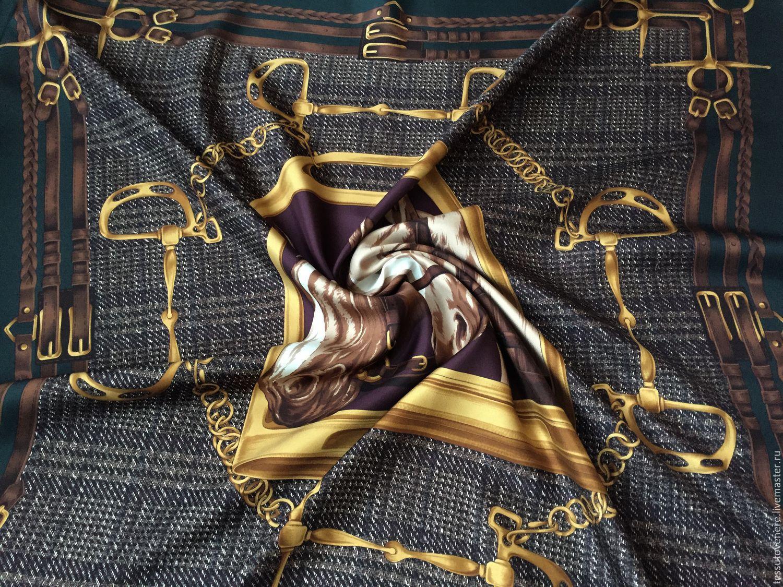 Платок шелк Ralph Lauren купить в Санкт-Петербурге на