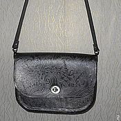 Сумки и аксессуары handmade. Livemaster - original item Womens leather bag