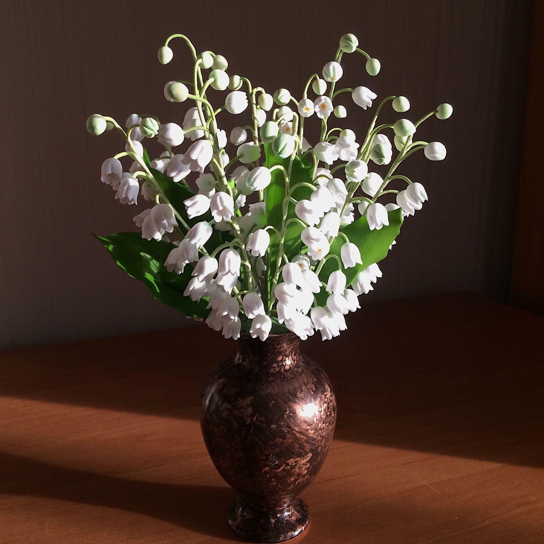 Купить букет из ландышей в москве, цветов ирис иваново