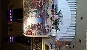 Свадебный салон ручной работы. Ярмарка Мастеров - ручная работа Фреска с живыми цветами. Handmade.