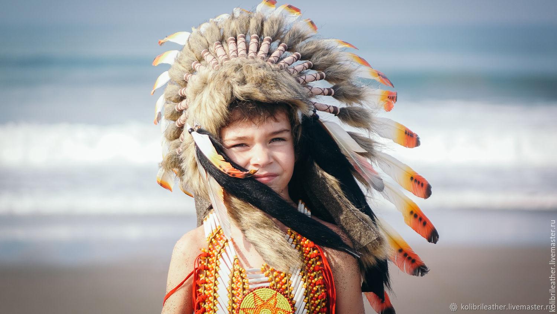 Фото дети индейцы