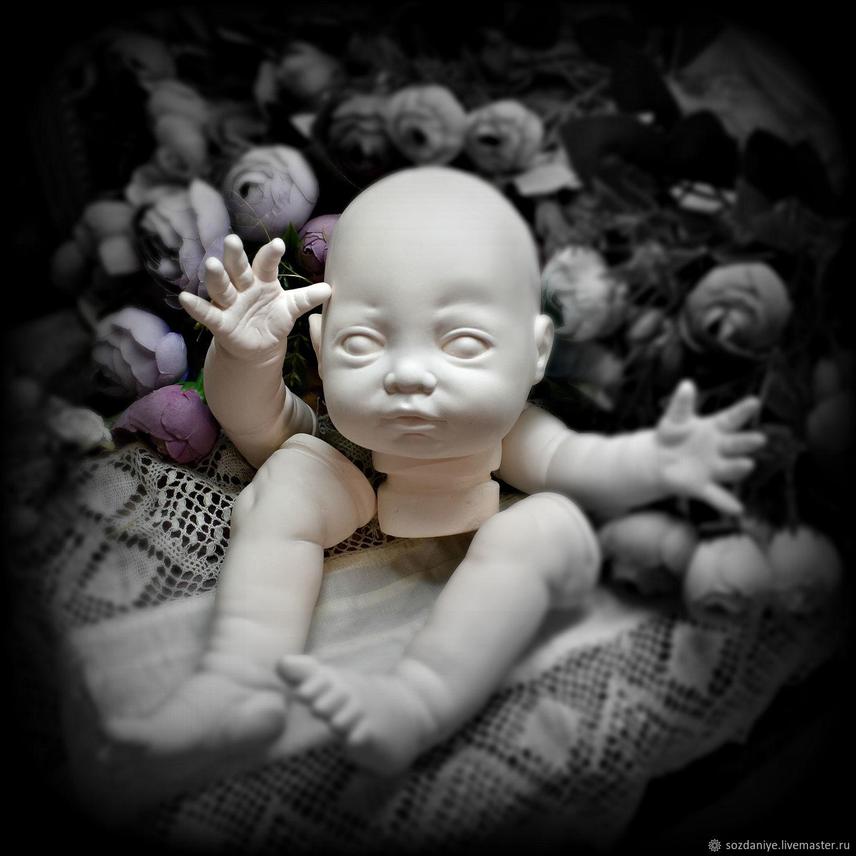 Кукольная заготовка № 47, Заготовки для кукол и игрушек, Краснодар, Фото №1