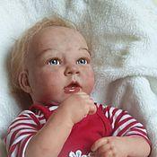 Куклы и игрушки ручной работы. Ярмарка Мастеров - ручная работа Крошка Лора. Handmade.