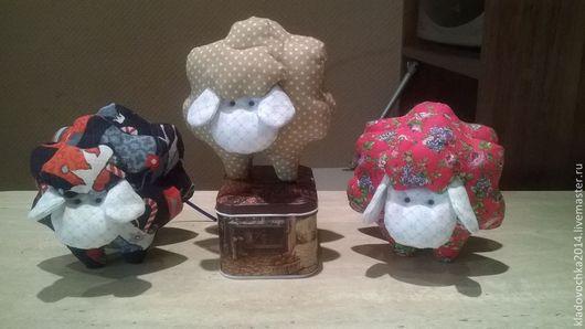 Ароматизированные куклы ручной работы. Ярмарка Мастеров - ручная работа. Купить Ароматная Овечка. Handmade. Ручная работа handmade, корица