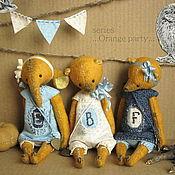 Куклы и игрушки ручной работы. Ярмарка Мастеров - ручная работа Orange Bear. Handmade.
