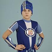 Работы для детей, ручной работы. Ярмарка Мастеров - ручная работа костюм для мальчика Спортакус. Handmade.
