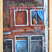 """Картины и панно ручной работы. Ярмарка Мастеров - ручная работа Картина """"Заходите в гости"""". Handmade."""