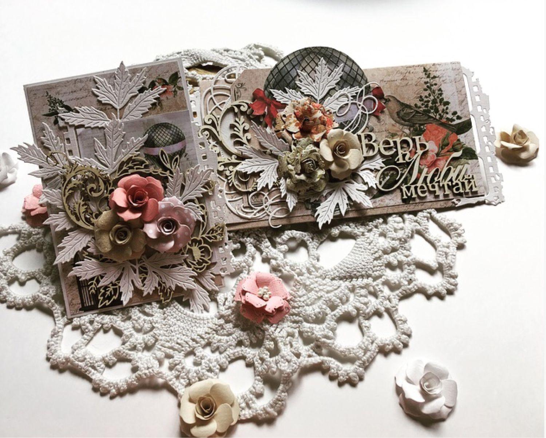 Подарочный набор из открытки и конверта, Открытки, Мытищи,  Фото №1