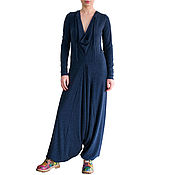 Jumpsuits & Rompers handmade. Livemaster - original item Women`s long sleeve jumpsuit. Handmade.