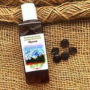 Косметика ручной работы handmade. Livemaster - original item Shampoo Mumie on herbs of Mountain Altai. Handmade.