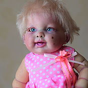 Куклы Reborn ручной работы. Ярмарка Мастеров - ручная работа Кукла реборн Катюша. Handmade.