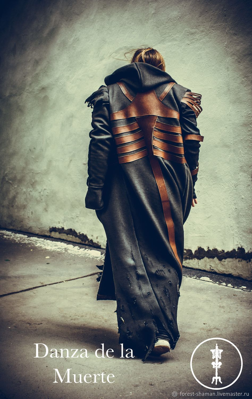 Удлиненное Пальто Underground Dj, Одежда, Москва, Фото №1