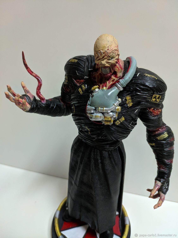 Nemesis Action Figure Nemesis Resident Evil 3 Remake Kupit Na
