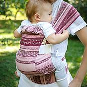 Одежда ручной работы. Ярмарка Мастеров - ручная работа Слинг-рюкзак Karaush Trishugar. Handmade.