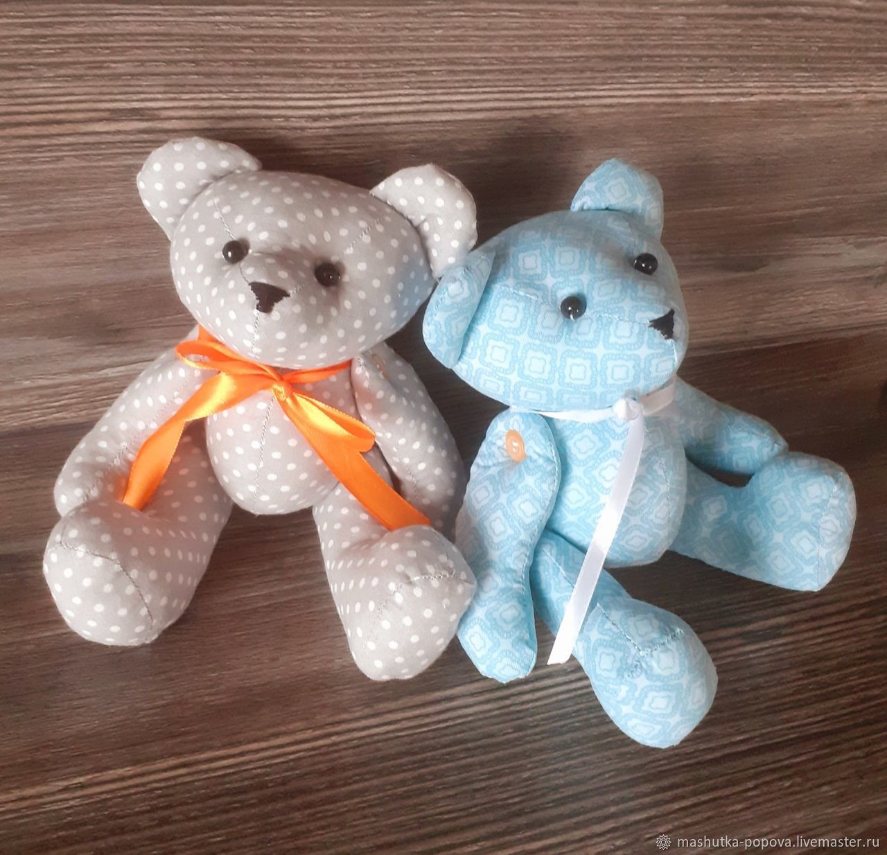 Мишка, Мягкие игрушки, Петрозаводск,  Фото №1