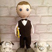 Куклы и игрушки ручной работы. Ярмарка Мастеров - ручная работа Кукла Богдаша. Handmade.