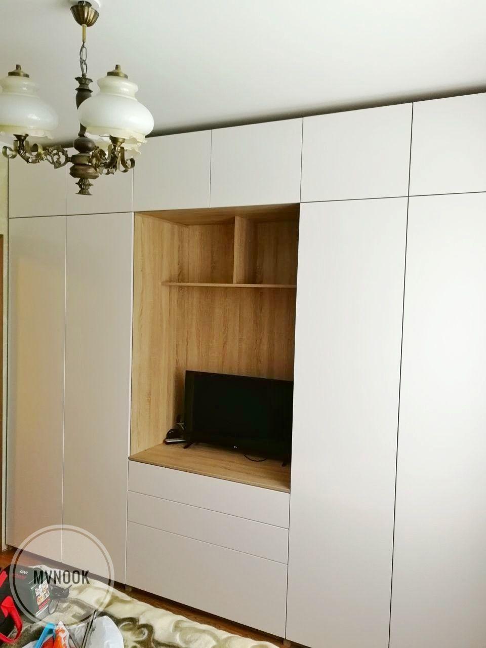 Шкаф для одежды с комодом, Шкафы, Москва,  Фото №1