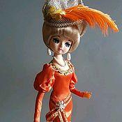 Винтажные куклы ручной работы. Ярмарка Мастеров - ручная работа Японская будуарная кукла Брэдли. Handmade.