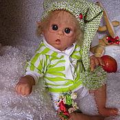 Куклы и игрушки ручной работы. Ярмарка Мастеров - ручная работа Эльф из молда Офелия.. Handmade.