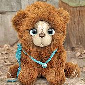 Куклы и игрушки ручной работы. Ярмарка Мастеров - ручная работа Медведь Вито. Handmade.