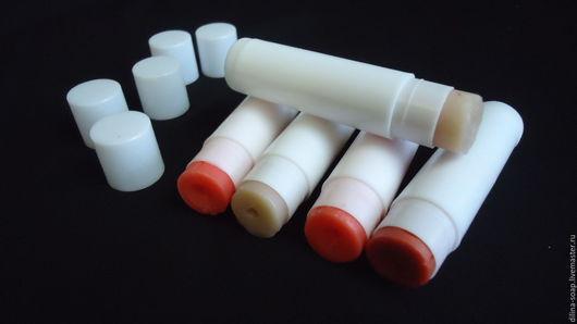 """Бальзам для губ ручной работы. Ярмарка Мастеров - ручная работа. Купить Бальзам для губ """"Манго и ши"""". Handmade. Бежевый"""