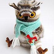 """Куклы и игрушки ручной работы. Ярмарка Мастеров - ручная работа Игрушка """"Сова"""". Handmade."""