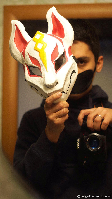 Drift Fortnite mask Hororr Halloween mask Drift Kutsine, Mask for role playing, Moscow,  Фото №1