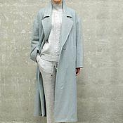 Кашемировое пальто с подкладкой Feeria