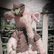 Куклы и игрушки ручной работы. Ярмарка Мастеров - ручная работа Шоколадная Маркиза. Handmade.
