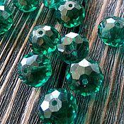 Бусины ручной работы. Ярмарка Мастеров - ручная работа Бусины стеклянные. Handmade.