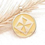 Фен-шуй и эзотерика handmade. Livemaster - original item Tribasic,Slavic charms charms enamel. Handmade.