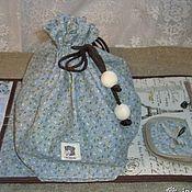 Материалы для творчества handmade. Livemaster - original item HAPPY HOBBY organizer for needlework. Handmade.