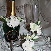 """Свадебный салон ручной работы. Ярмарка Мастеров - ручная работа """"Любовный напиток""""-Свадебный набор. Handmade."""