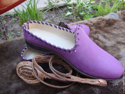 Обувь ручной работы. Ярмарка Мастеров - ручная работа. Купить САБО женские. Handmade. Кожа натуральная, сабо, обувь, микропора