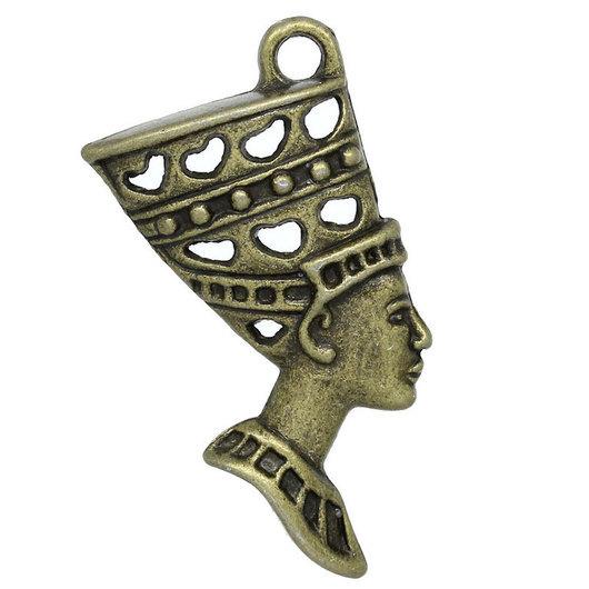Для украшений ручной работы. Ярмарка Мастеров - ручная работа. Купить Нефертити. Handmade. Украшения ручной работы, фурнитура для бижутерии