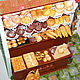 Кукольный дом ручной работы. Ярмарка Мастеров - ручная работа. Купить Хлебная лавка. заказ. Handmade. Кукольная миниатюра