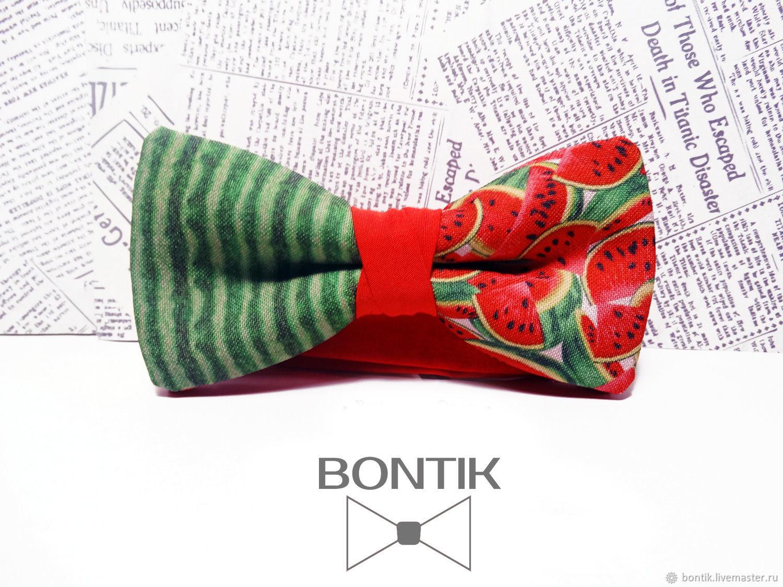 Bow tie Watermelon/ butterfly watermelon/ sweet watermelon, Butterflies, Rostov-on-Don,  Фото №1