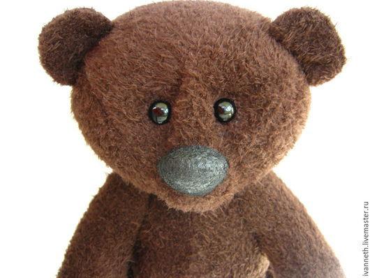 Мишки Тедди ручной работы. Ярмарка Мастеров - ручная работа. Купить Мишка Топтыжка. Handmade. Коричневый, топтыжка, медвежонок, большой мишка