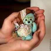 Куклы и игрушки ручной работы. Ярмарка Мастеров - ручная работа Маленький Бах (12,5 см). Handmade.
