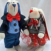 Куклы и игрушки ручной работы. Ярмарка Мастеров - ручная работа Зайц!. Handmade.