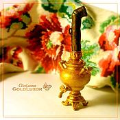 Куклы и игрушки handmade. Livemaster - original item Samovar 1:12:  souvenir miniature in Dollhouse. Handmade.