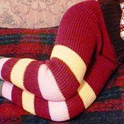 """Одежда ручной работы. Ярмарка Мастеров - ручная работа Лосины вязаные """"Полосочка""""!. Handmade."""