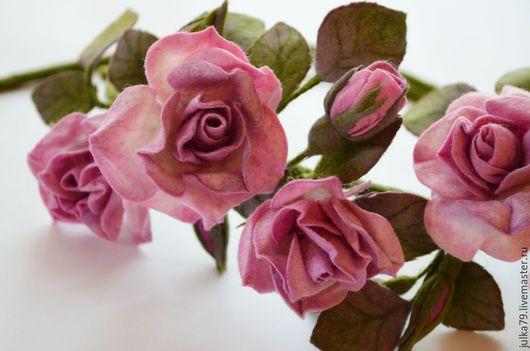 Пояса, ремни ручной работы. Ярмарка Мастеров - ручная работа. Купить Пояс розы. Handmade. Розовый, роза, цветы