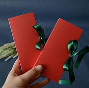 Сувениры и подарки ручной работы. Ярмарка Мастеров - ручная работа Коробочка для сережек без логотипа. Handmade.