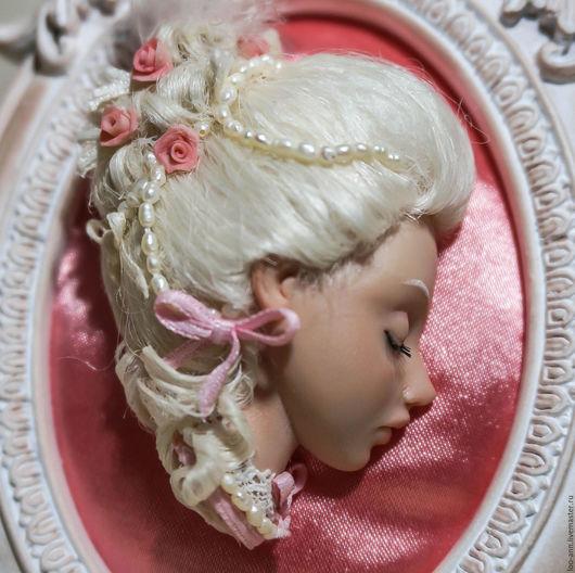"""Броши ручной работы. Ярмарка Мастеров - ручная работа. Купить """"Версаль"""". Handmade. Розовый, свадьба 2013, кружево"""