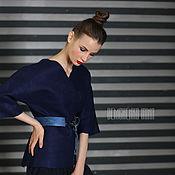 Одежда ручной работы. Ярмарка Мастеров - ручная работа Валяный жакет «Кимоно». Handmade.