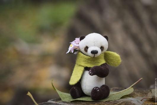 осень, времена года, осенний мишка тедди, тедди панда, осень панда тедди, мишка тедди панда, осеннее настроение, золотая осень, тедди панда мишка, мишка панда, пандочка, пандочка тедди, мишки тедди, п